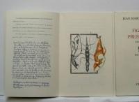 """""""Carnets d'Atelier N°1/ Figures Pressenties"""""""
